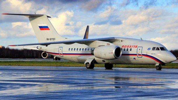 Украинцы строят самолеты для… страны-агрессора