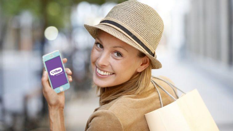 Площадка для шопинга: в Viber открываются новые возможности
