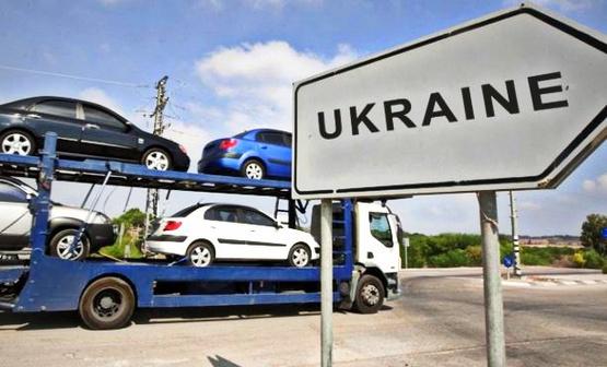 Стало известно, какие автомобили чаще всего украинцы везут из Европы
