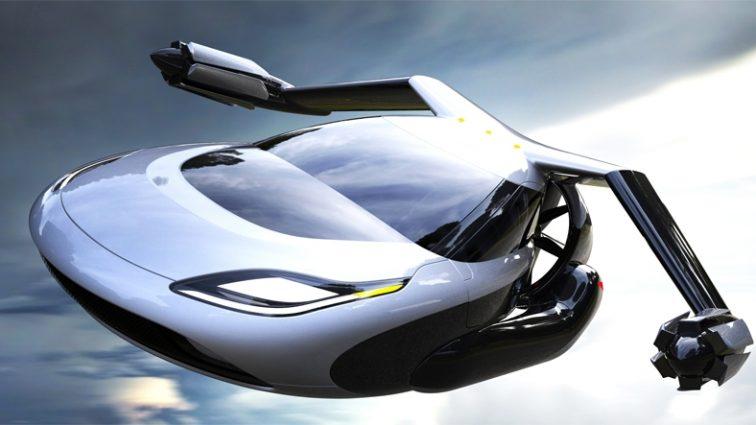 Летать автомобилем? Легко! Первую летающую машину выпустят на рынок (ФОТО)