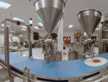 Роботы делают свежайшую пиццу (видео)