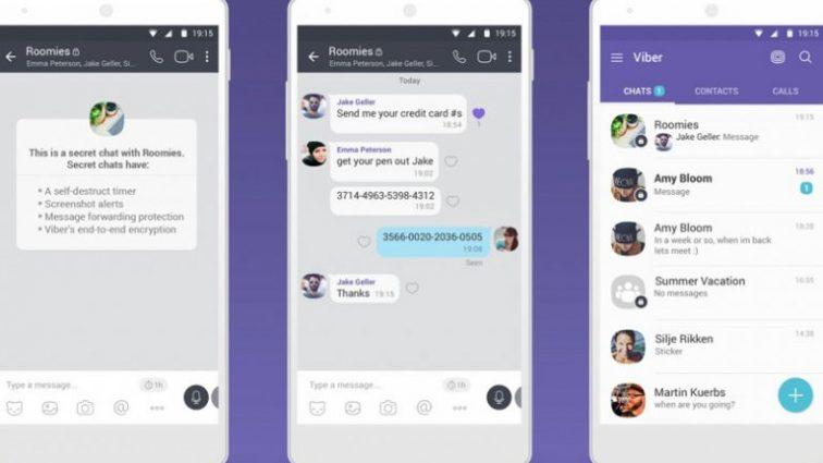 Секреты Viber: куда деваются ваши чаты?