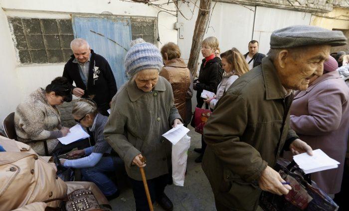 Кризис общества: на 10 работающих в Украине приходится 9 пенсионеров