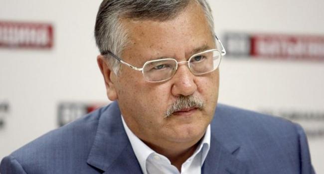 «Хочу, чтобы Насиров сумел убежать»: Анатолий Гриценко дал скандальное интервью
