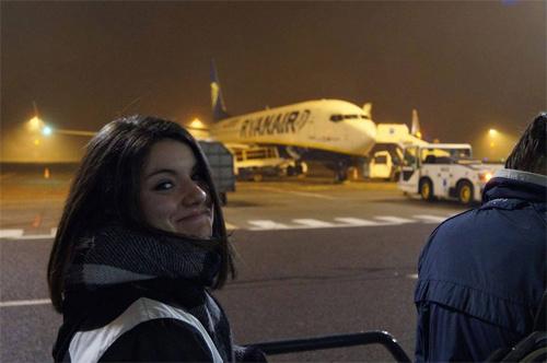 Крупнейший европейский лоукостер пустил первый рейс до Украины