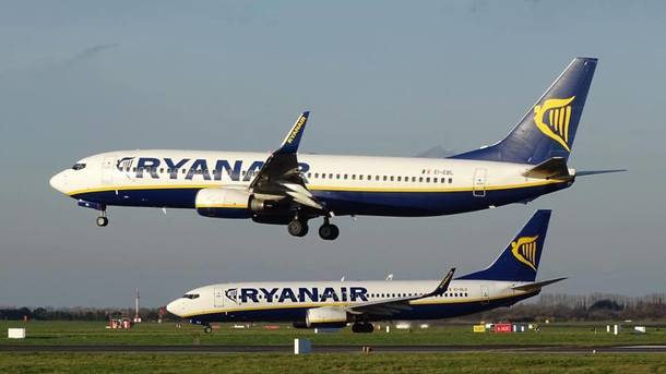 Лоукостер Ryanair не может договориться с «Борисполем»