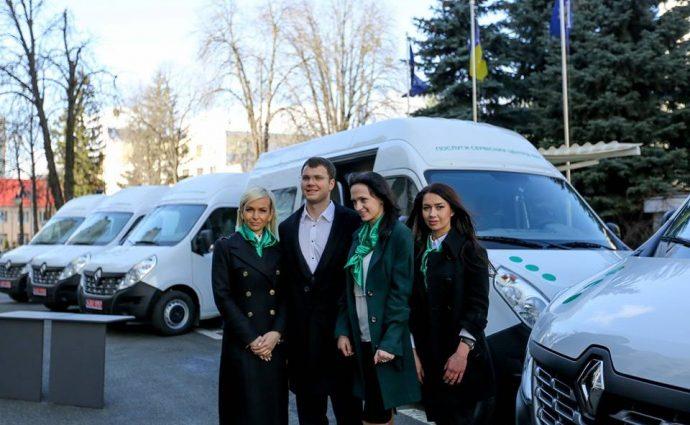 Важно для каждого: МВД запустило по Украине сервисные центры на колесах