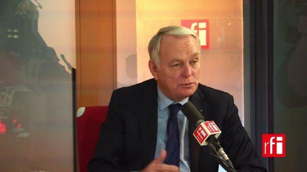 Глава МИД Франции в разговоре с Лавровым осудил «национализацию» предприятий на Донбассе