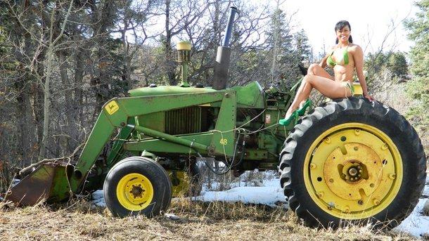 Украинские хакеры взломали американские тракторы