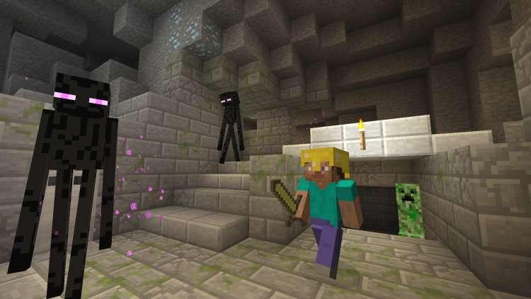 Продажи Minecraft превысили рекордное количество копий