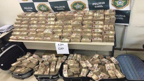 В Бразилии конфисковали миллионы венесуэльских боливаров