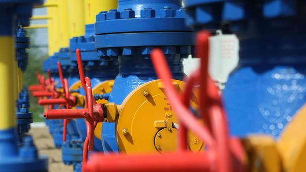 Украина прекратила отбор газа из подземных хранилищ и начала его закачку