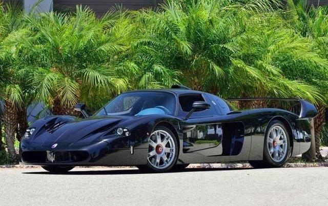 Эксклюзивный гиперкар Maserati ушел с молотка за 1,57 млн долларов