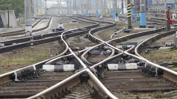 «Укрзализныця» открестилась от перевозок через линию блокады Донбасса