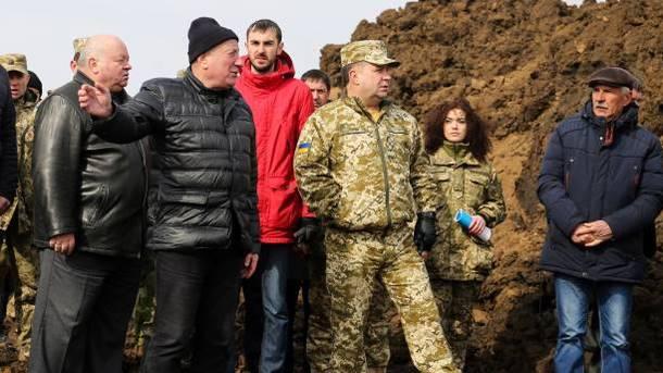 В Украине строят военный объект за 370 миллионов