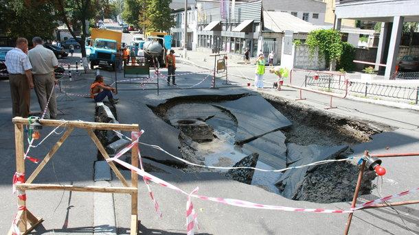 Кто отвечает за качество дорог в Украине
