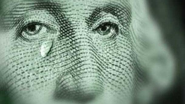 Гривна укрепилась: курс доллара в Украине перешел к снижению
