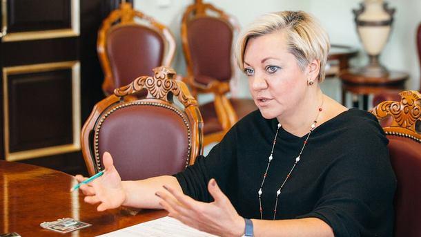 Гонтарева назвала Порошенко имя преемника — журналист