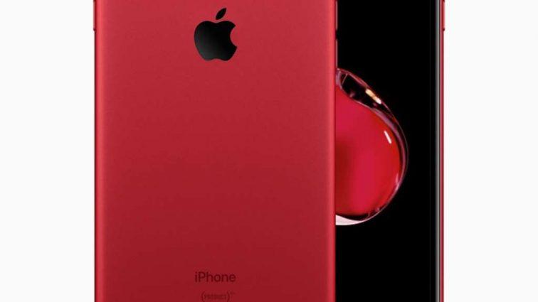 Самый печальный факт про красный iPhone 7