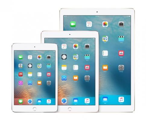 Apple готовит четыре новых iPad, в том числе и Mini
