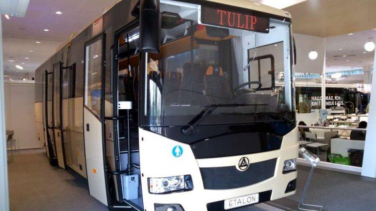 Новый украинский автобус готовят к продаже в Европе. Вы должны это увидеть! (ВИДЕО)