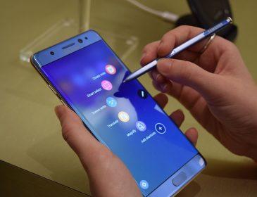 Samsung возвращает в продажу «взрывной» Galaxy Note 7