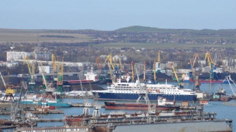 Оккупанты довели крымские порты к катастрофе
