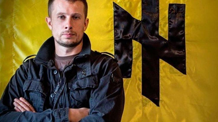«Национальный корпус» грозится разгромить все банки РФ в Украине