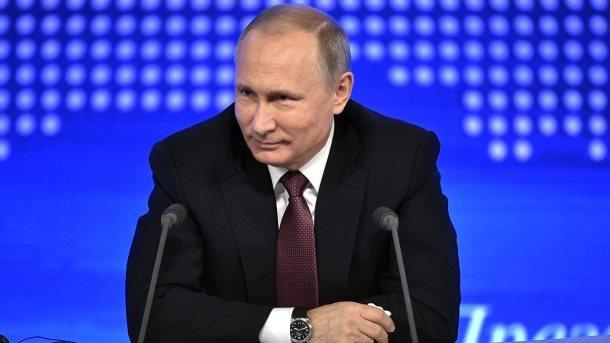Путин обратился к россиянам и белорусам