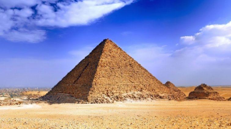 В Египте обнаружили новую пирамиду