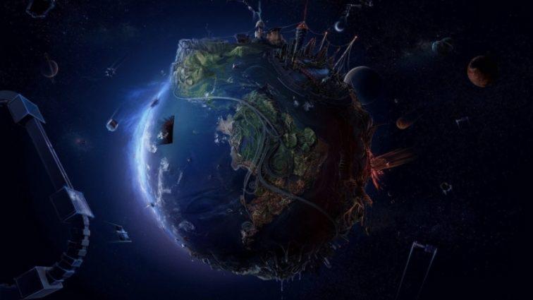 Ученые подсчитали мусора вокруг Земли