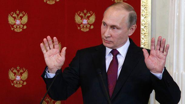 Путин рассказал, что может разблокировать транзит украинских товаров через территорию РФ