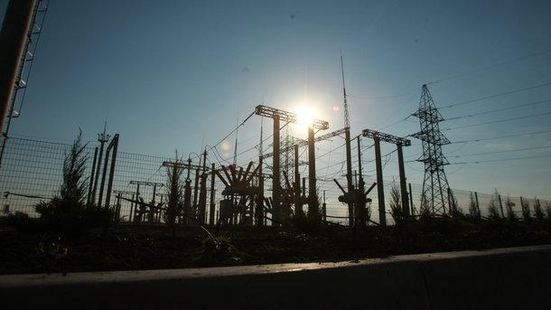 Марчук пояснил, почему отключили свет в неподконтрольных районах Луганской области