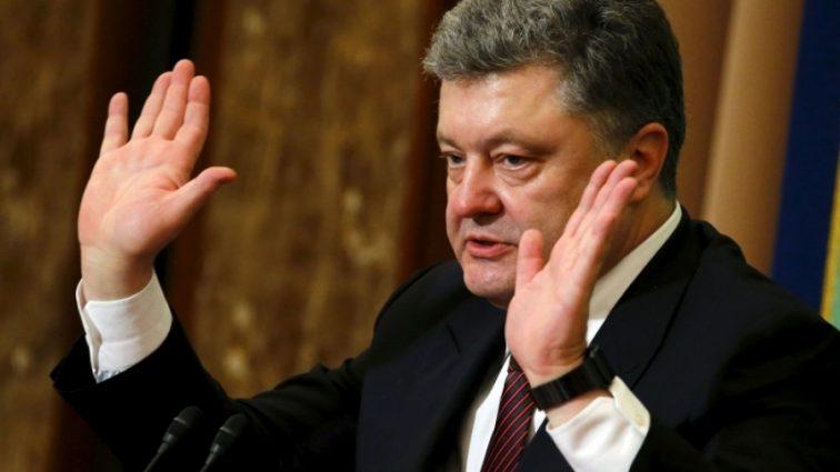 Дерзкое заявление Порошенко об украинских реформах