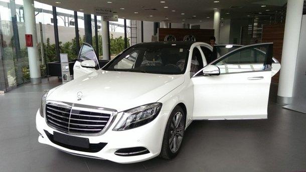 У кого из украинских министров самый дорогой автомобиль