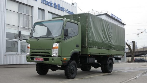 В Украине выпустили новый автомобиль