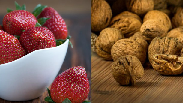 Украина может хорошо заработать на ягодах и орехах – МинАПК