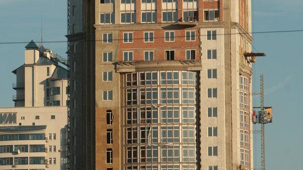В Киеве дорожают новые квартиры