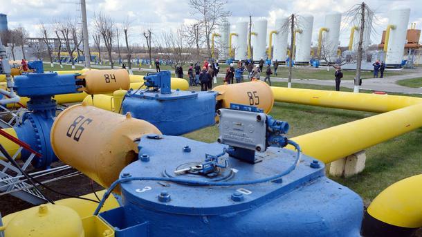 «Нафтогаз» подписал с зарубежными компаниями меморандум о совместном управлении ГТС