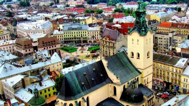 Украинцы назвали лучшие города страны