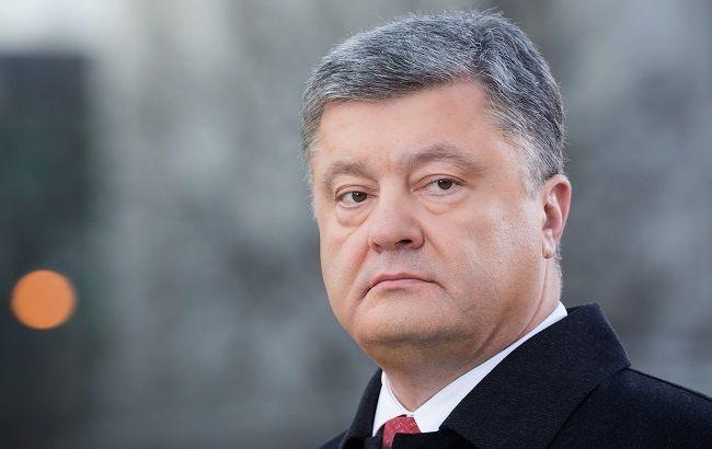 Порошенко *подарил* украинцам новые обещания