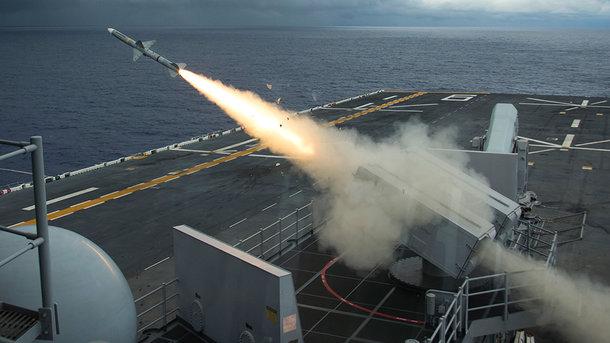 В Пентагоне испытают систему ПРО для перехвата ракет КНДР