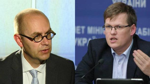 Розенко объяснил, почему назвал непрофессионалом главу миссии МВФ в Украине