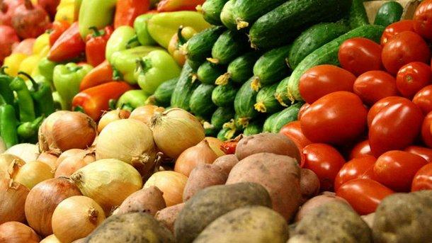 В Украине сильно подешевели овощи