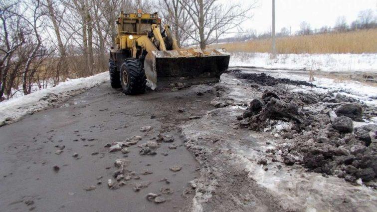 Ремонт дорог в Украине: «Укравтодор» обнародовал ужасающую статистику