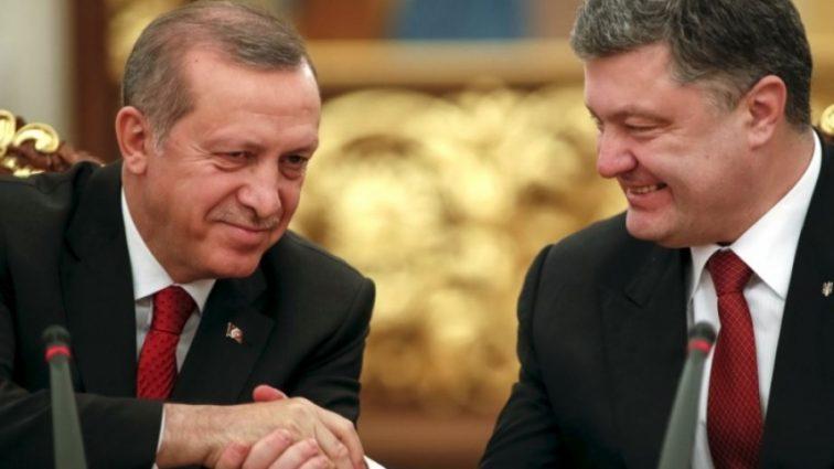 Эрдоган приедет в Украину договариваться о свободной торговле