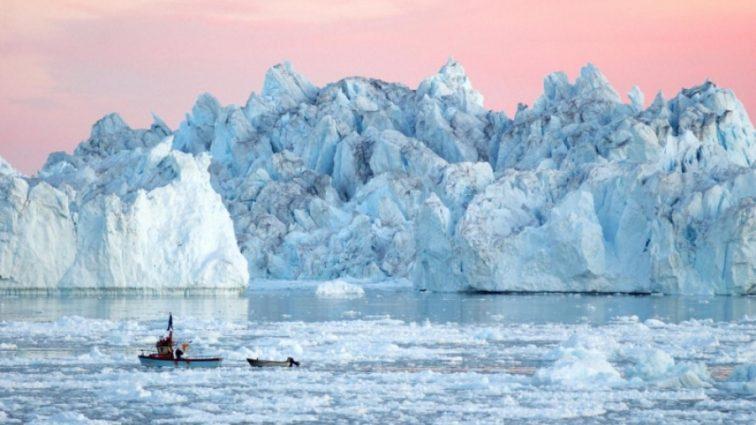 Стало известно, когда растают ледники Гренландии