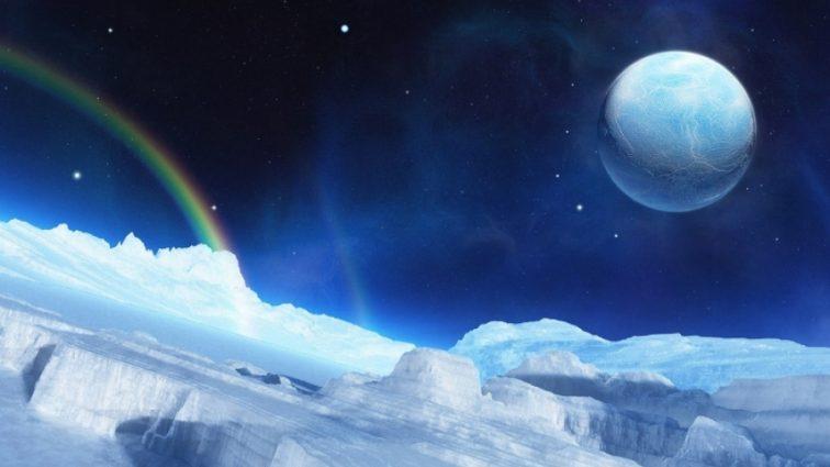 Ледяная Земля: астрономы открыли поразительную планету