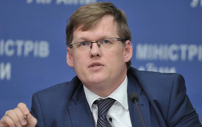 Пенсии для «мертвых душ»: Розенко ответил на скандальные слухи