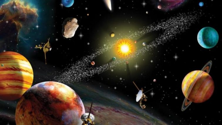 Ученые обнаружили близнеца Солнечной системы